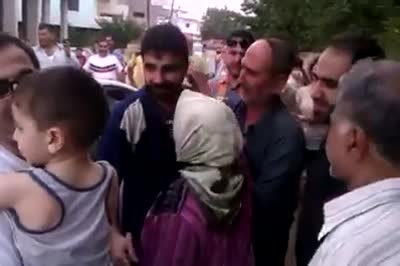 dimpenews.com YΠΟΔΟΧΗ ΗΡΩΩΝ ΓΙΑ ΤΟΥΣ ΗΡΩΕΣ ΤΟΥ Jisr al-Shughur