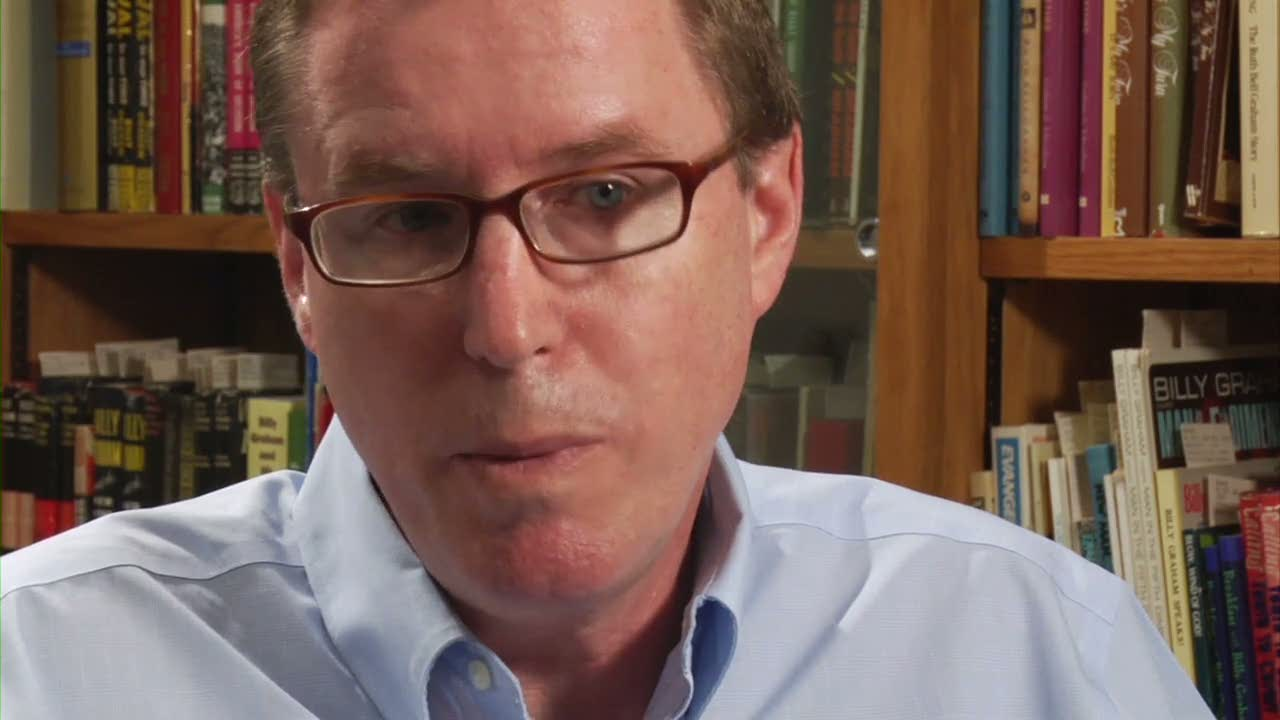 Gary Burge on the Biblical View of Justice   the Middle East on Vimeo
