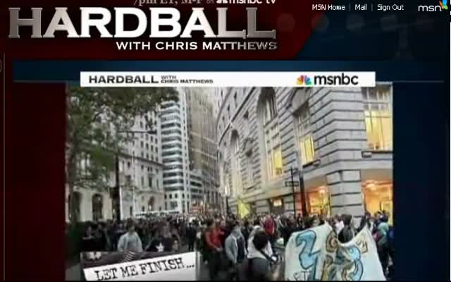 MSNBC Hardball Chris Matthews GOP Ugliness 102011