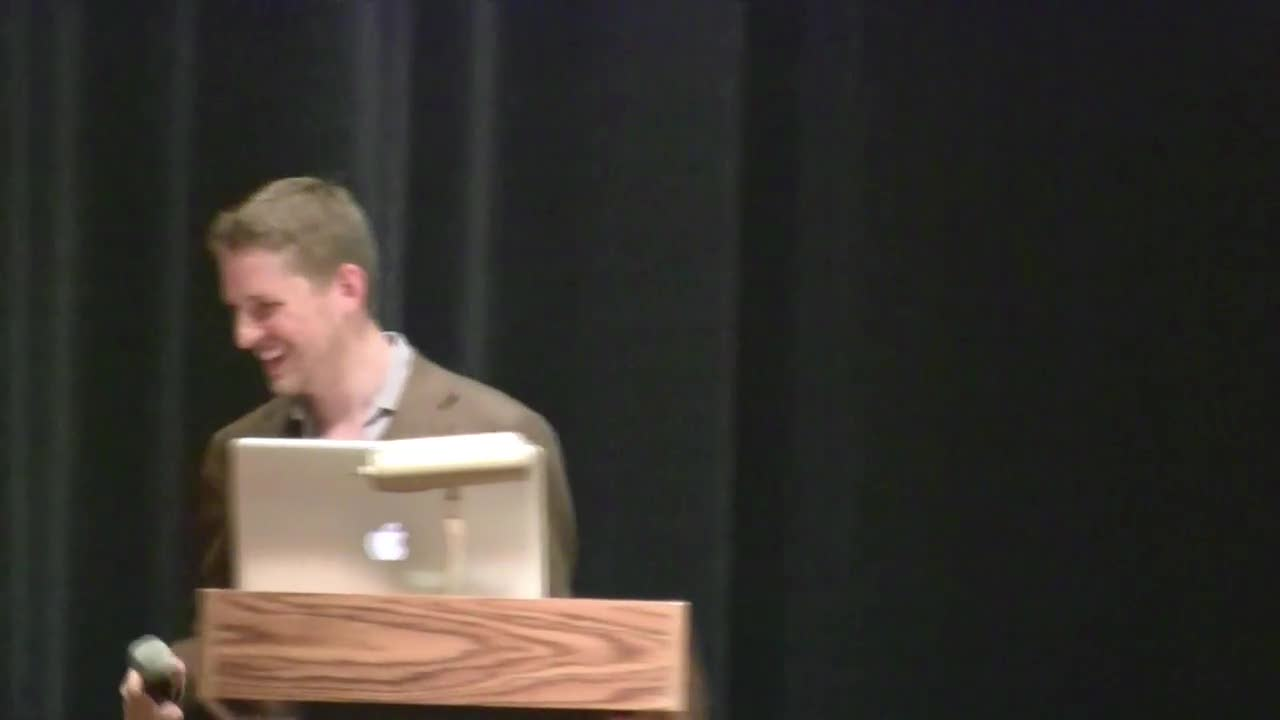 Matt Mullenweg &#8211; State of the Word 09