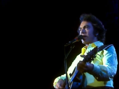 Neil Diamond Australia Solitary Man