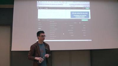 Oliver Nielsen: Skræddersyet website på 0,5 (og uden kode) med Headway