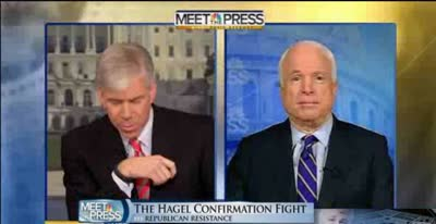 John McCain's quest for revenge – a saga