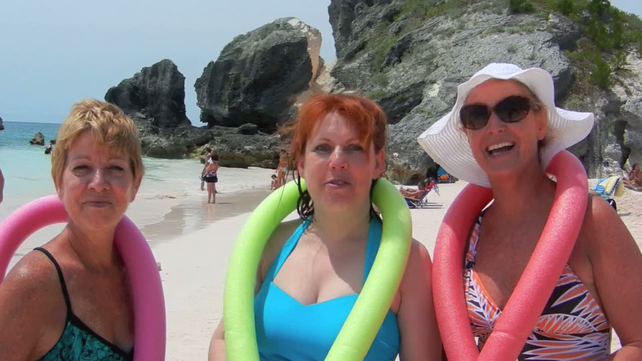 Girls Getaway Cruise to Bermuda