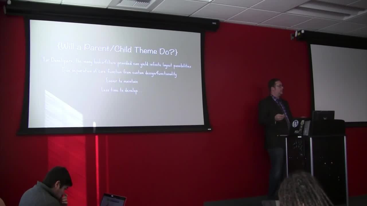 Alex Vasquez: Choosing The Right Tool For The Job: Child Themes, Starter Themes And Frameworks. OH MY!