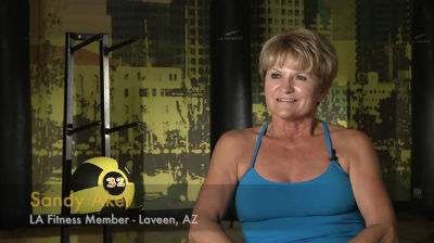 LA Fitness-member-Sandy&#8217;s-story