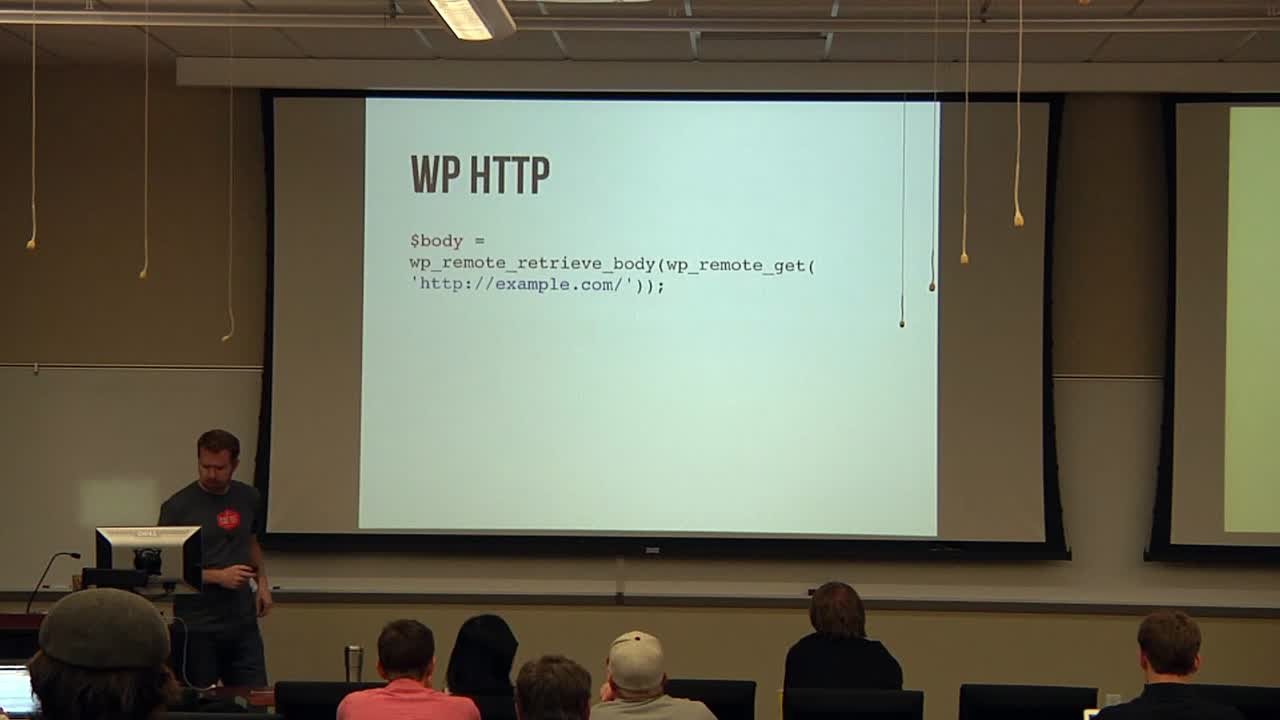Colin Loretz: Consuming Web APIs within WordPress