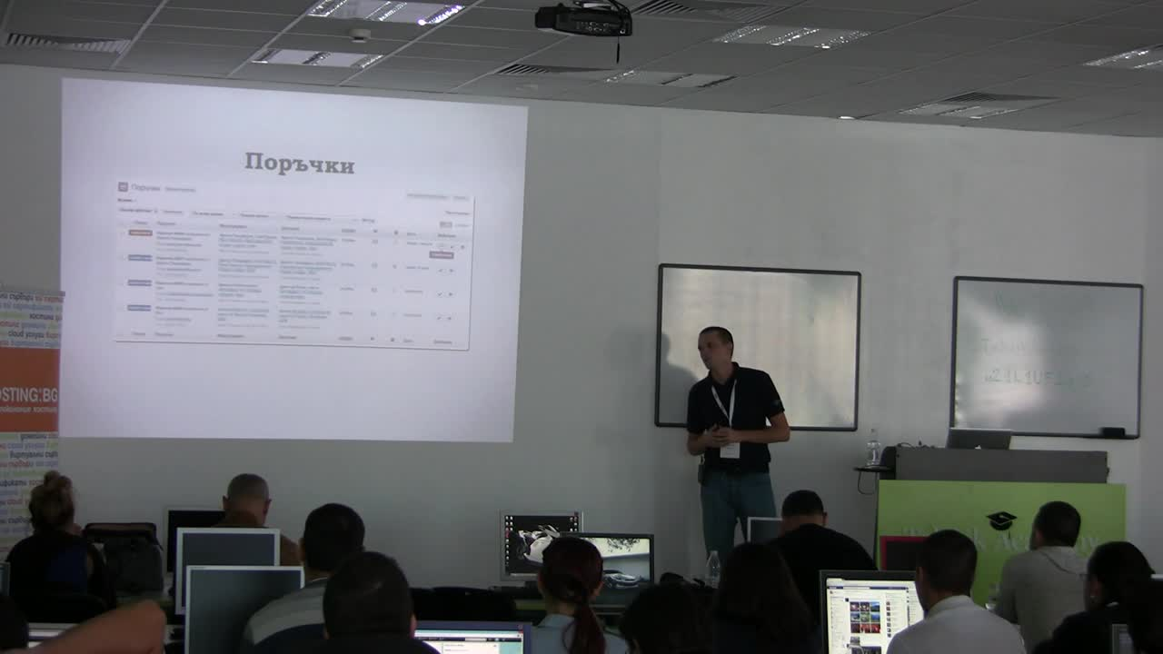 Hristo Pandzharov: WordPress, Football and a pinch of eCommerce