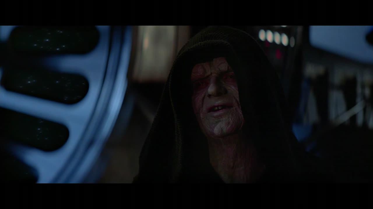 Luke Skywalker vs. Darth Vader