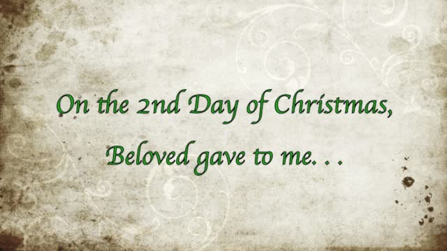 2nd Day of Christmas