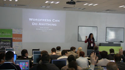 Sara Rosso: WordPress Can Do Anything