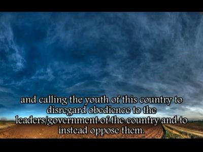 'Abdul 'Aziz Aali-Shaykh on Disobeying the Rulers and Abandoning the Scholars