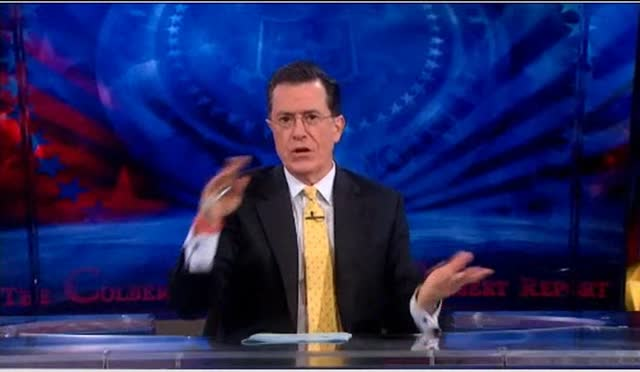 STEPHEN COLBERT – THE GOP SHUTOWN – BILL O'REILLY'S KINNING JESUS