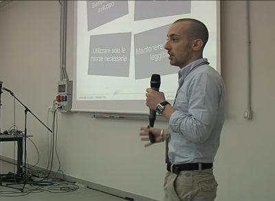 Luca Bartoli: Sviluppare plugin per WordPress, Best Practice e Silver Bullet