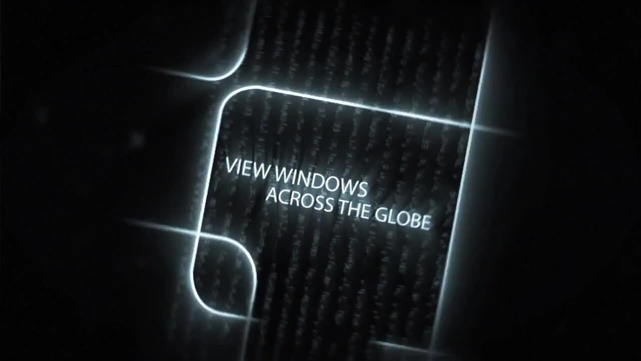 GM advanced tech window