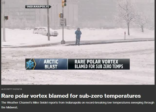 ARTIC BLAST TAKES NATION ON 01-05-2014