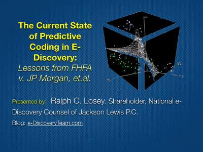 Predictive Coding 101