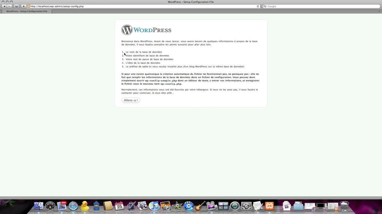 WordPress – Installation avec un client FTP
