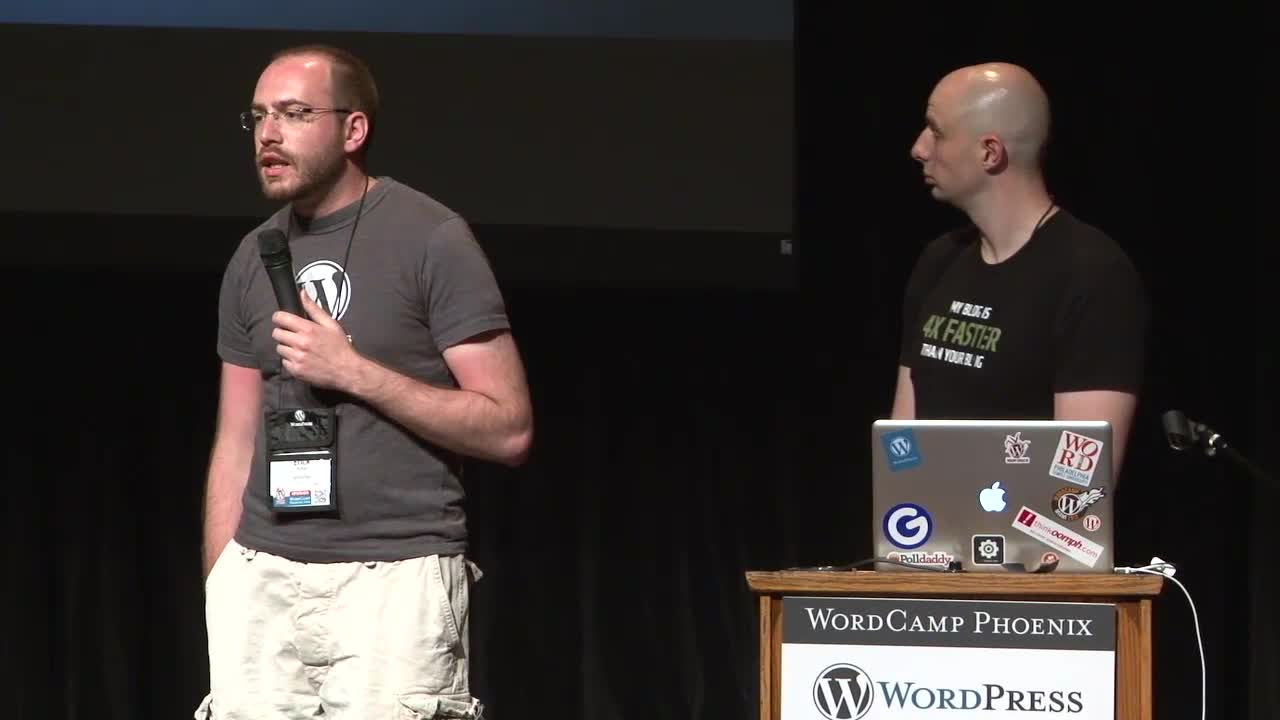 Erick Hitter | Chris Lauzon: How to Scale WordPress