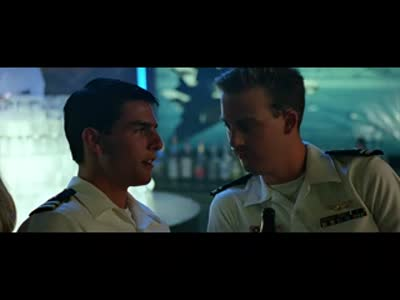 Top.Gun.1986 Maverick Meets Charlie