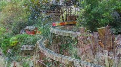 Garden Railroad at Morris Arboretum