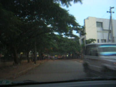 A drive through ole Bangalore