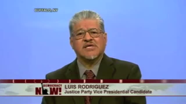 Luis J. Rodriguez on Empire