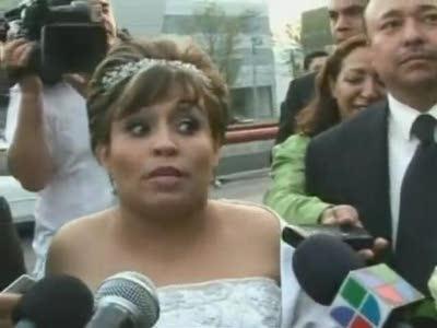 Manuel Aribe Gets Married