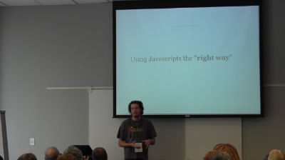 "Russell Fair: Using Javascripts the ""Right Way"""