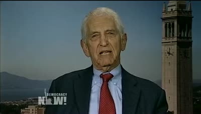 Daniel Ellsberg on Whistleblowing against War Crimes