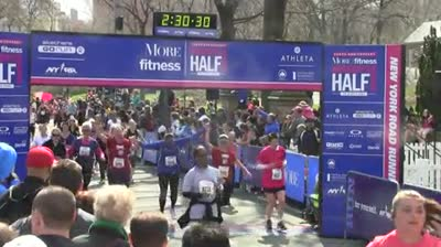 Women Run the World Finish