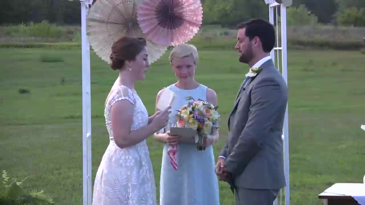 Lindsay and Ryan – Vows
