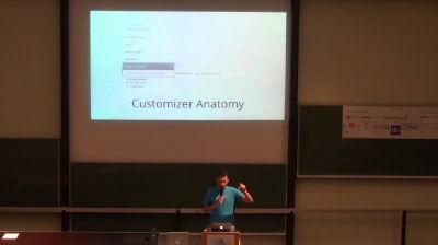 Konstantin Obenland: The Customizer