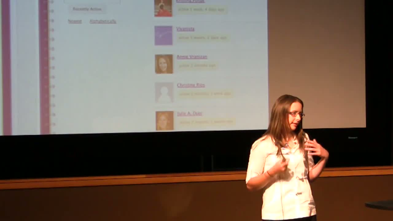Annie Vranizan: Building a Community with BuddyPress