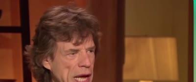 Felices fiestas os desea Mick Jagger