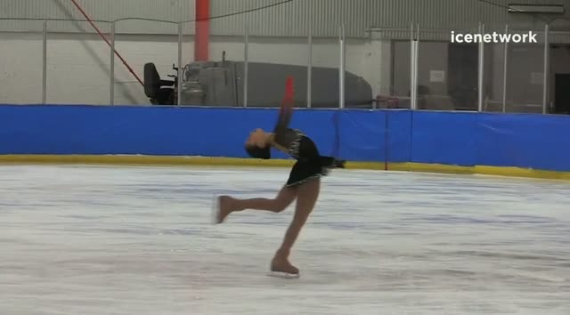 2014 Pacific Sectional Junior FS Carmen Suite