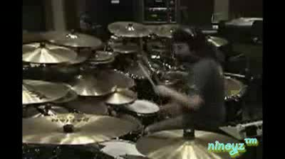 Dream Theater&#8217;s Mike Portnoy &#8211; As I Am (Drum &amp; Audio Sync)