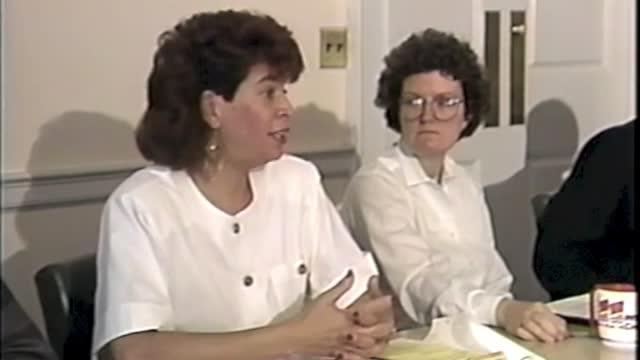 Sylvia Terry Reflects on OAAA's Peer Advisor Program, June 1990