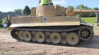 Tiger 1 Harvey Black