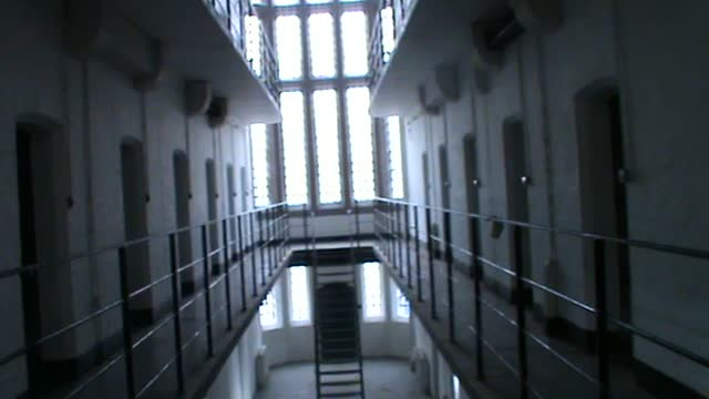 Men's Prison at Lincoln Victorian Prison