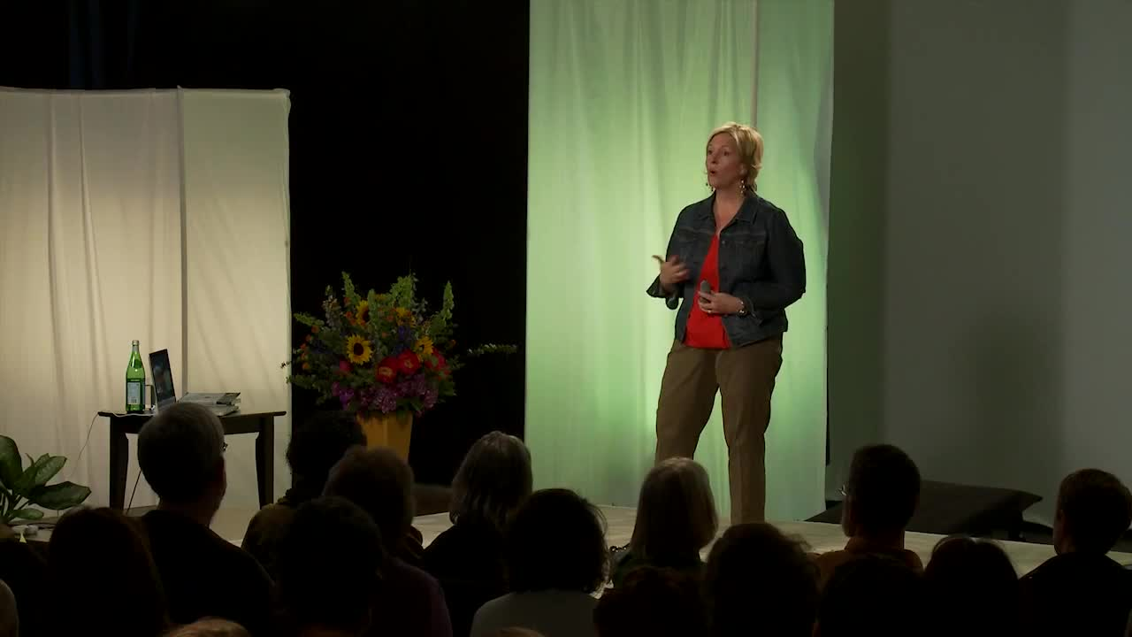 Brené Brown – Embracing Vulnerability (HD)