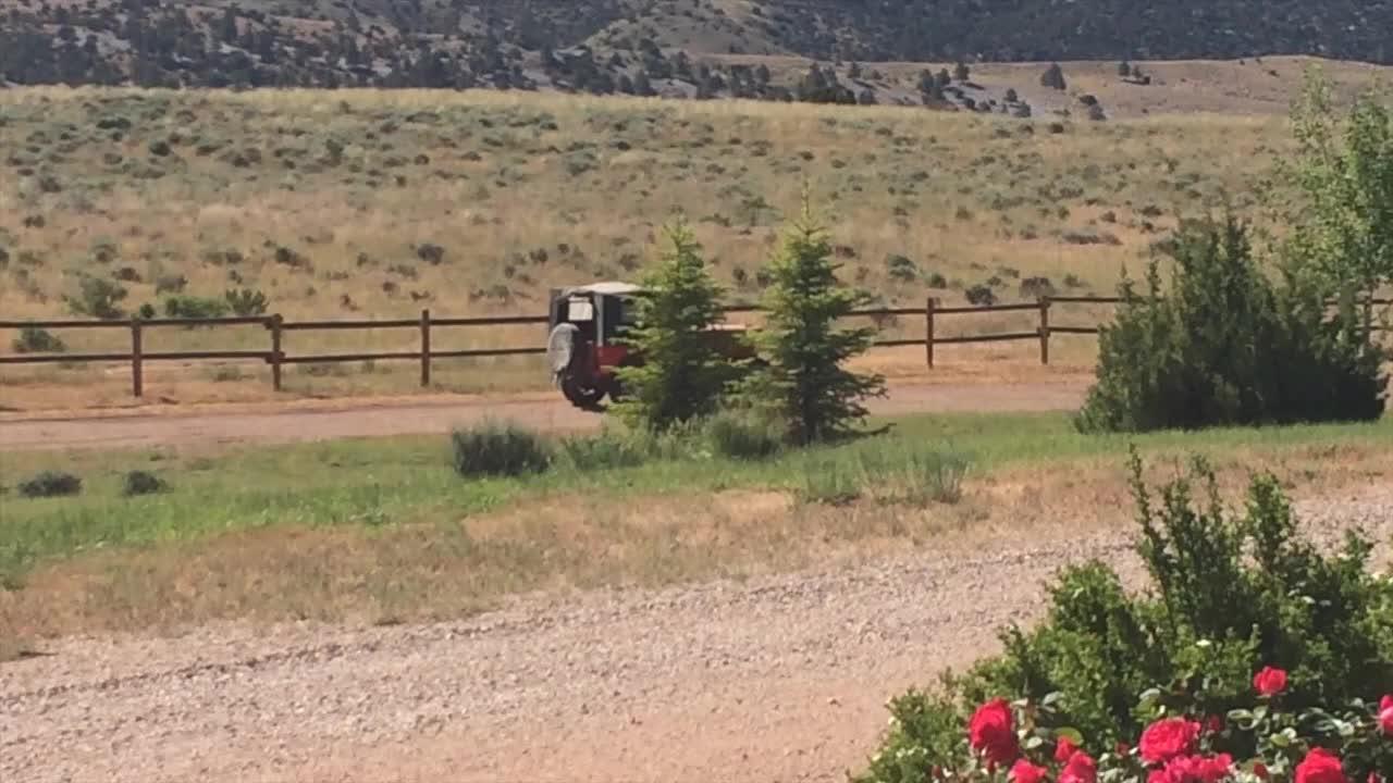 Casey's Jeep