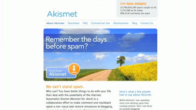 Setting Up Akismet for WordPress.org