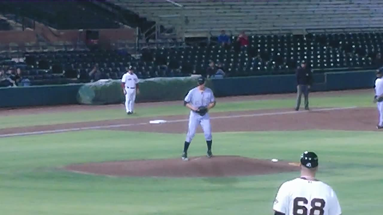 Video 2 – Jed Bradley in the Arizona Fall League, 11-16-11