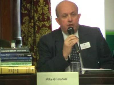 Mike Grimsdale ACIB
