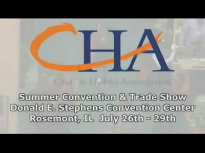 Why You Should Exhibit at the CHA Summer Show
