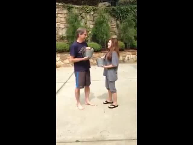 Jeff Foxworthy's Ice Bucket Challenge