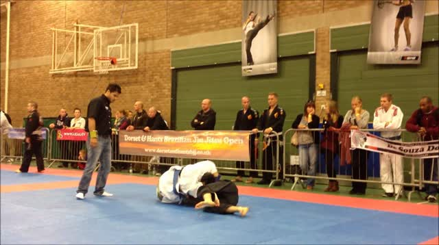 Daniel Cummins – Blue Belt – Semi Final