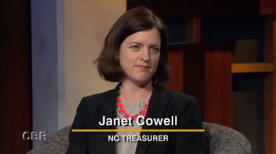 Janet Cowell_NC Treasurer