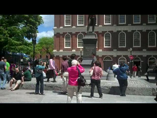Boston's Freedom Trail